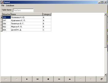 Скачать Database Desktop Delphi
