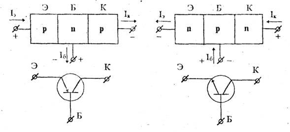 обозначения транзисторов с