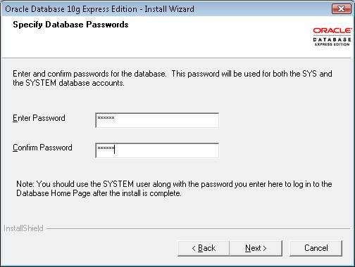 Oracle 10G Express Edition Скачать