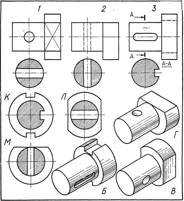 Разница между схемами и чертежами