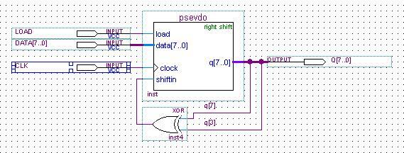 Схема генератора