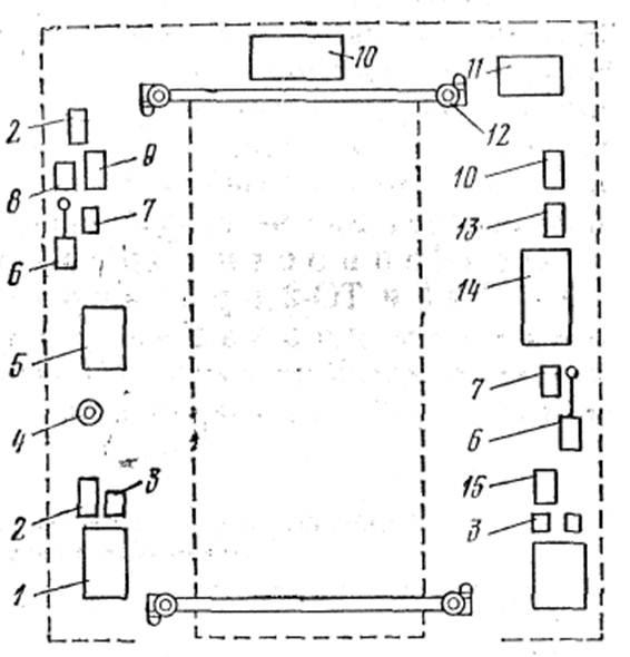 Схема технологической