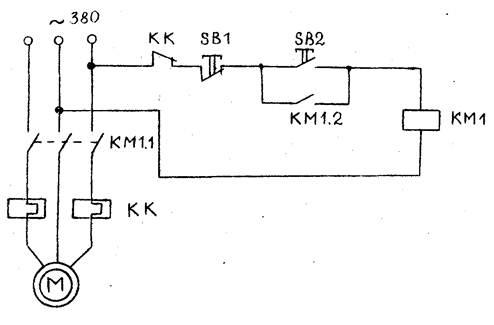 Рисунок 1 - Схема