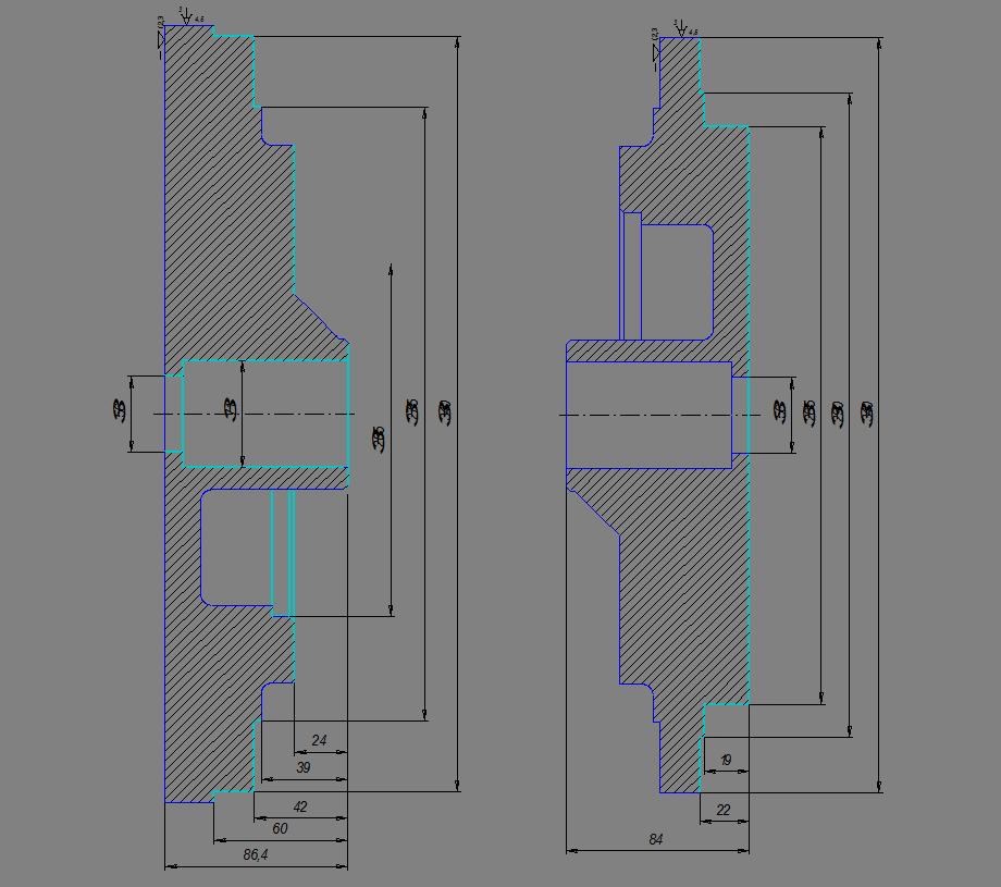 Рисунок 8.1 – Установка без