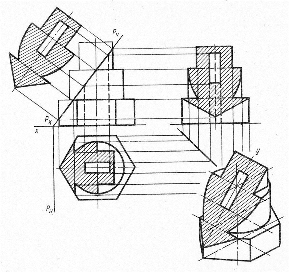 готовые чертежи инженерной графике