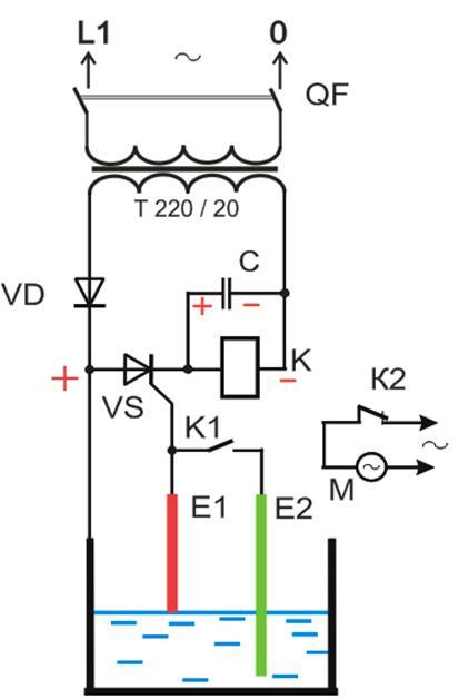 какое напряжение на выходе трансформатора тока