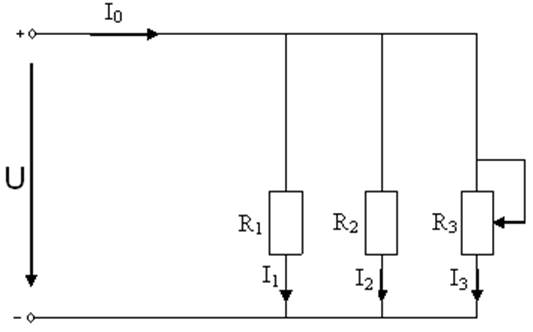 Рисунок 1 – Схема с