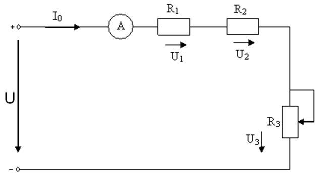 Рисунок 2 – Схема с