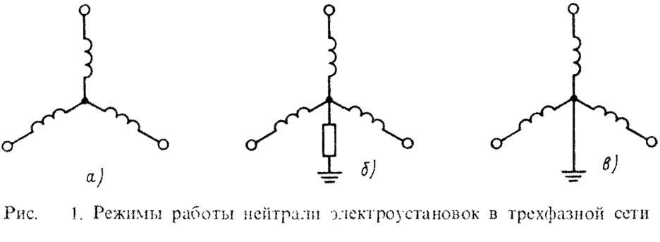 Режим работы нейтрали в трёхфазной сети.bmp