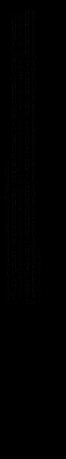 Подпись: Рисунок 2.1 – Установка для перемотки и обогрева кабеля:1 – бокс; 2 – привод; 3 – вал привода катушки; 4 – вал привода тележки; 5 – кабелеукладчик; 6 – тележка; 7 – вентилятор приточный; 8 – вентилятор вытяжной; 9 – калорифер; 10 – пульт управления; 11 – электрошкаф; 12 – ролик;; 13 – рамка; 14 – дверь; 15 – ворота; 16 – площадка приемная; 17 – рельс; 18 – окно; 19 – фиксатор тележки; 20 – ролик натяжной цепи; 21 – втулка приводная; 22 – втулка холостая; 23 – рукоятка включения муфты привода катушки; 24 – рукоятка включения муфты привода тележки