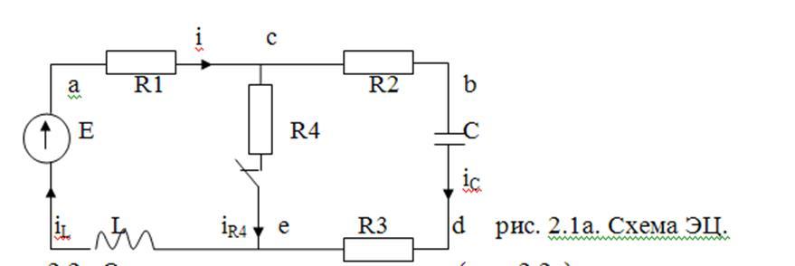 2.2а Операторная схема