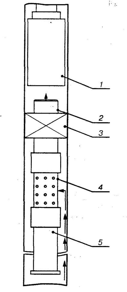 Рисунок 2.3-Схема компоновки
