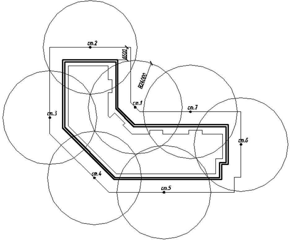 Рисунок 37 – Схема проходки