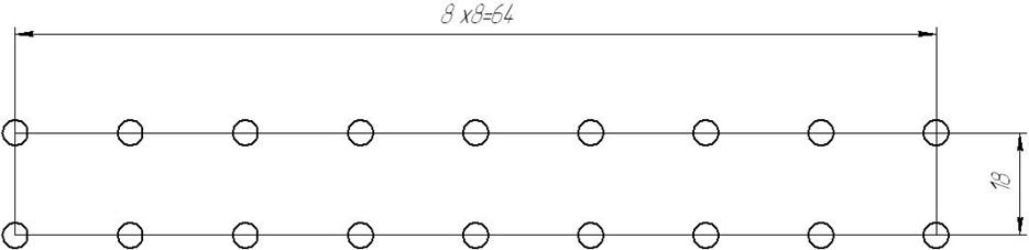 Рисунок 3.1 – Схема контурного