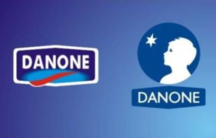 История Danone