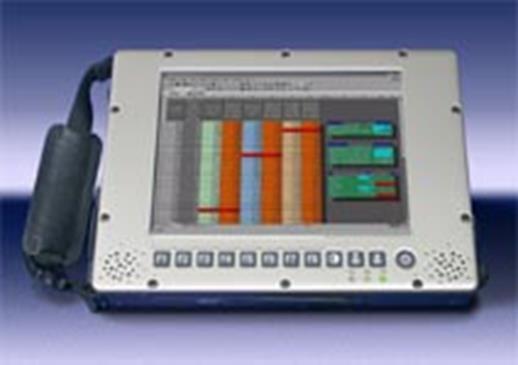 """Промышленный защищенный носимый планшетный компьютер (ППК) """"Гранат"""" серия Pentium M"""