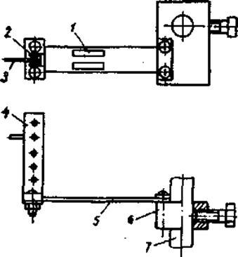 Схема тензометрического