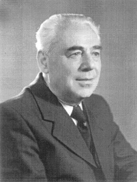 Академик Бенедикт Константинович Балавадзе