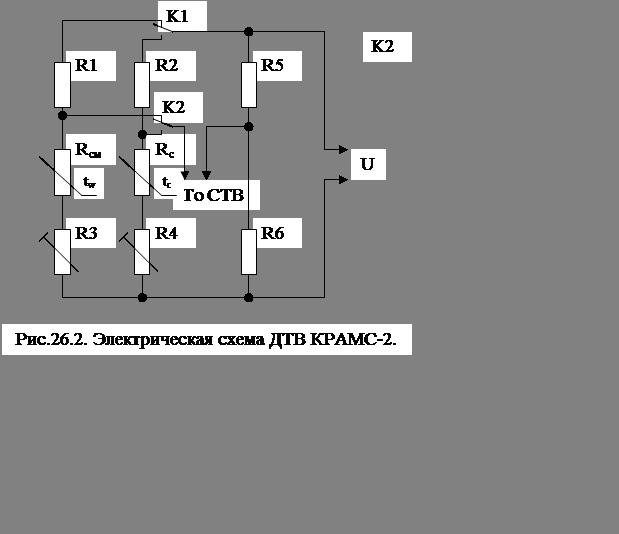 мостовая схема состоит из
