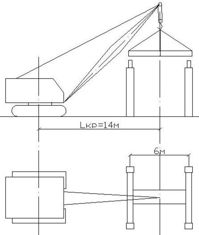Рисунок 16 – Схема монтажа