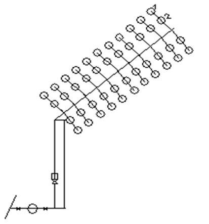 Рис. 1 Расчетная схема