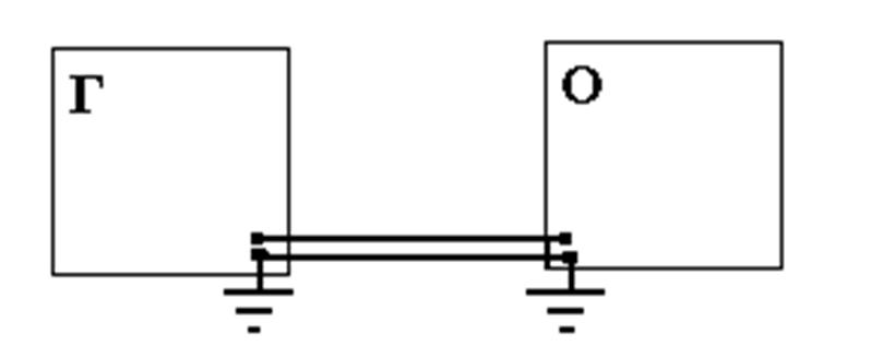 входом осциллографа С1-73,