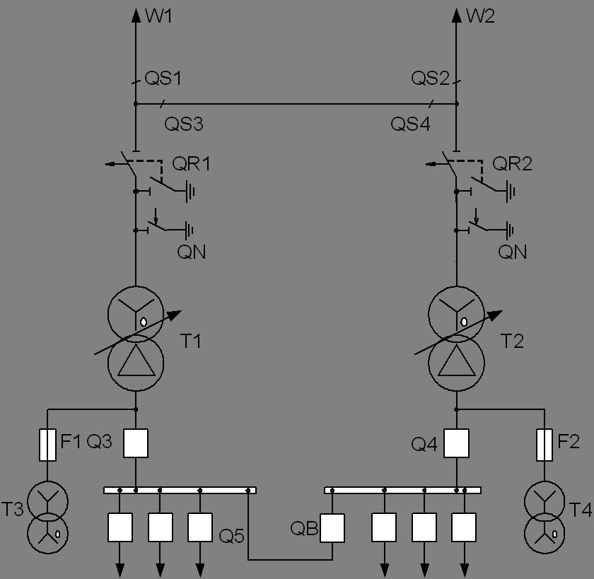 Комплектная трансформаторная