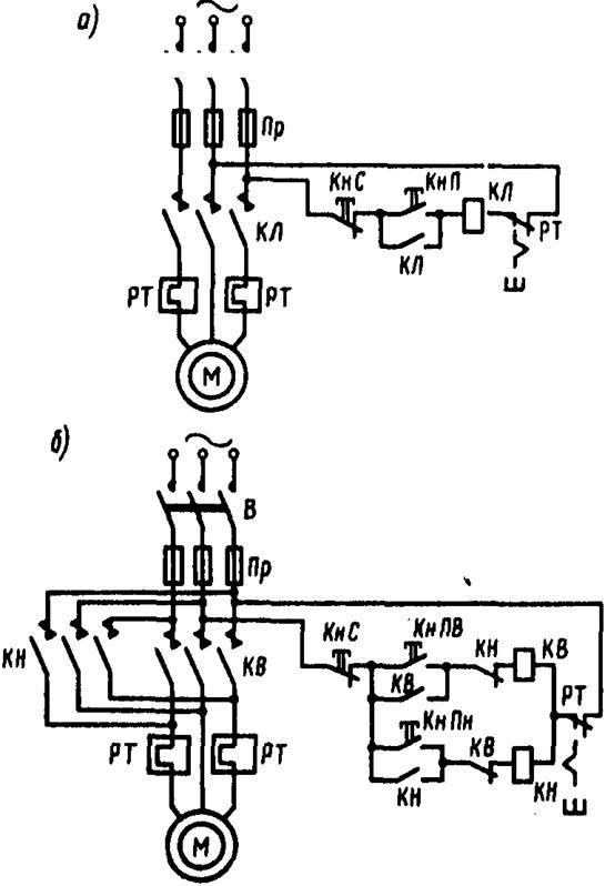 Для двигателей с фазным