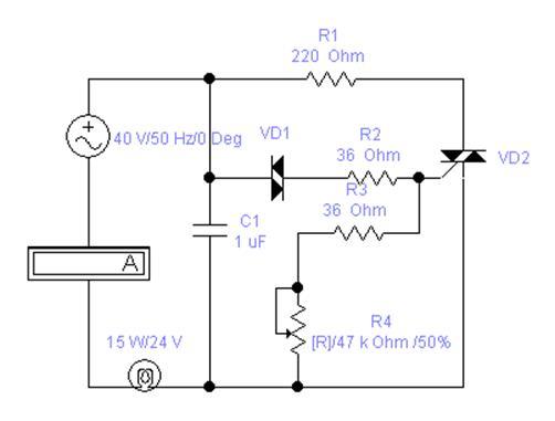 Применяется прибор В7-38