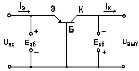 Рисунок 21. Схема включения