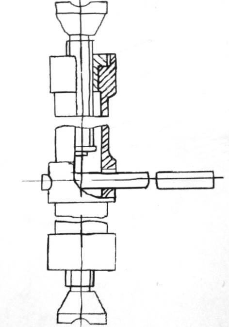 5 - корпус; 6 - фиксатор