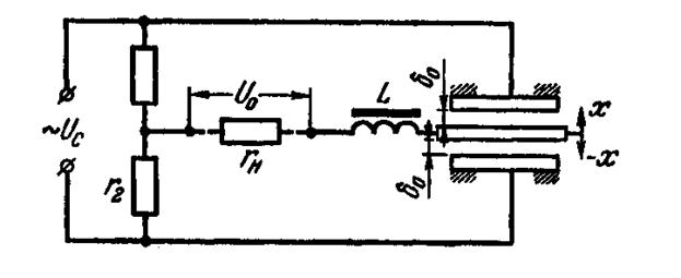 Схема представлена на рисунке