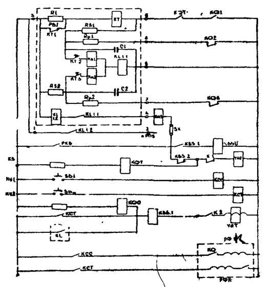 Рис. 2 Схема устройства
