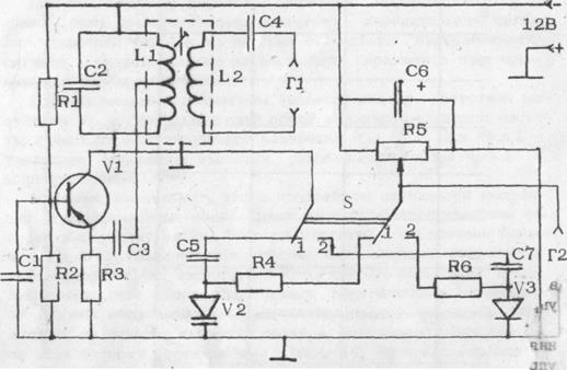 частотной модуляции прямым