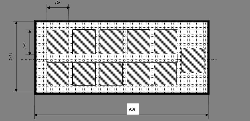 Схема размещения транспортных