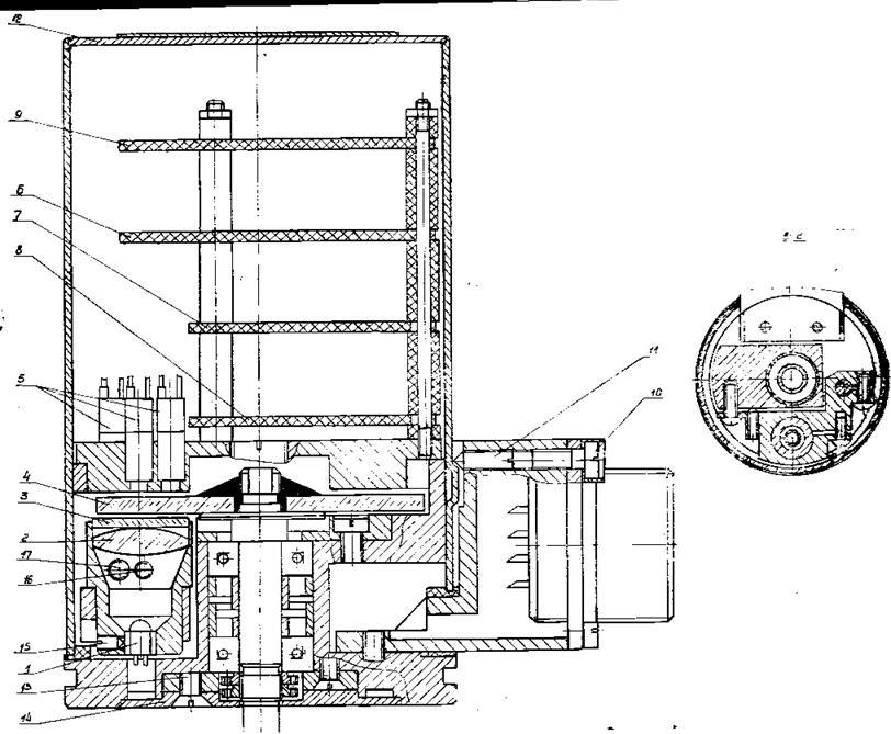 Конструкция ВЕ-178: