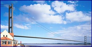 Хамбер Эстуарский мост (1410) (г