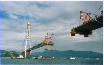 Строительство моста Tataketa