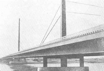 Схема Звезда (1962) ч-з Эльбу в Гамбурге (31+64+171