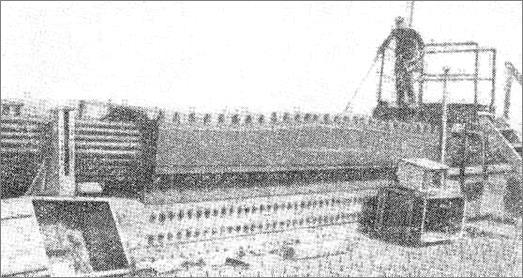 Танкервильский мост (крепление кабеля)