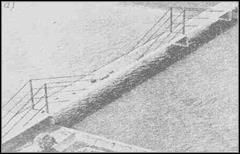 Мост ч-з Рейн в Дюссельдорфе (фото)