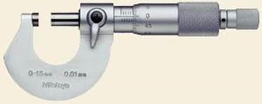 Mikrometry : Микрометры гладкие МК