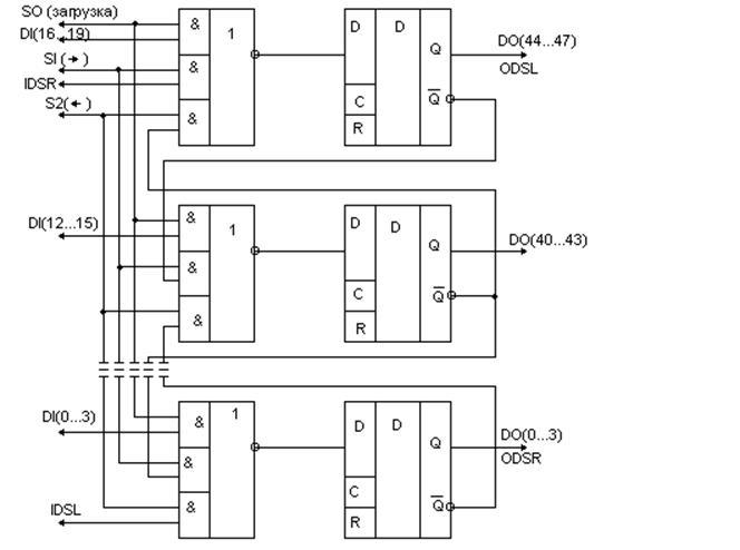 схемы процессора для