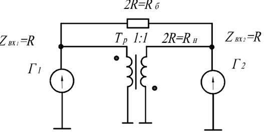 структурная схема РПдУ.