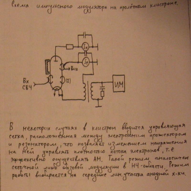 48. Магнетронные генераторы.