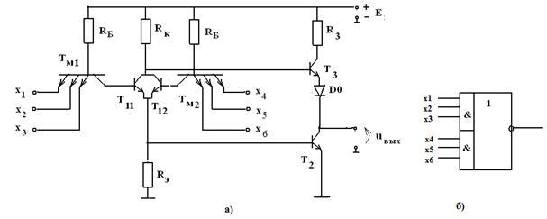 Интегральные логические схемы