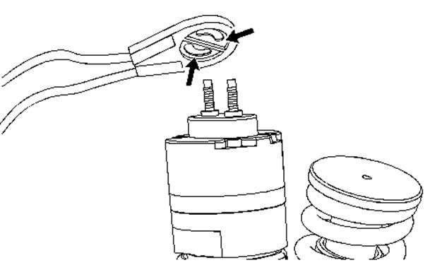 injector solenoid circuit