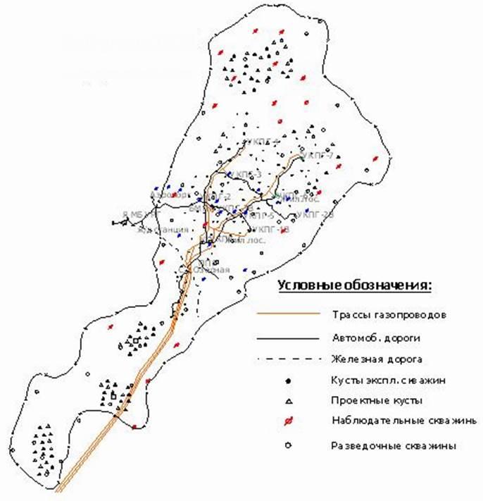 дросселировании газа геолого-геофизическая изученность чиканского гкм горы
