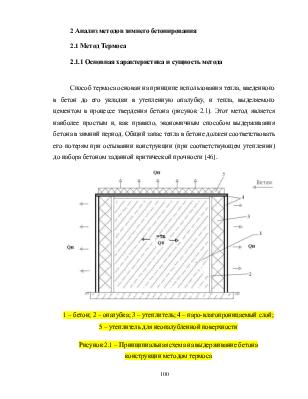 Температура бетонной смеси при методе термоса пластификатор для бетона купить барнаул