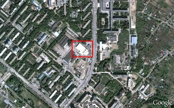 Организация строительного производства автосалона в г Новосибирск  Предполагаемый район исследования Рис 2 располагается в пределах высокой левобережной надпойменной террасы реки Обь